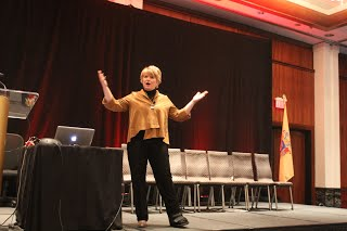 Keynote Presenter Kylene Beers